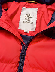 Timberland - PUFFER JACKET - dunjakker & forede jakker - bright red - 3