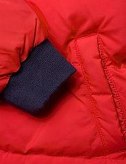Timberland - PUFFER JACKET - dunjakker & forede jakker - bright red - 4