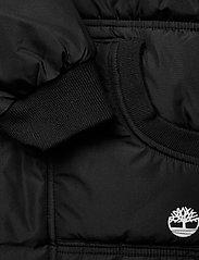 Timberland - PUFFER JACKET - dunjakker & forede jakker - black - 4
