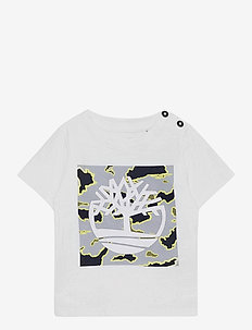 SHORT SLEEVES TEE-SHIRT - kurzärmelige - white