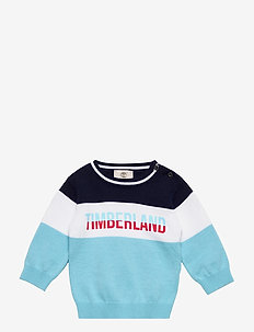 PULLOVER - sweatshirts - navy