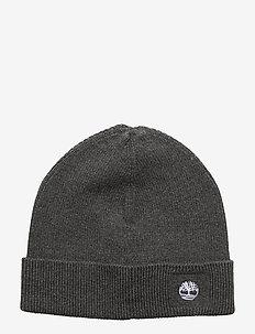 PULL ON HAT - DARK CHINE GREY