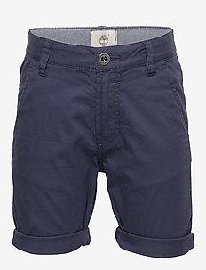 BERMUDA SHORTS - shorts - navy