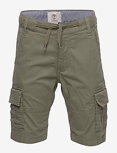 BERMUDA SHORTS - shorts - green