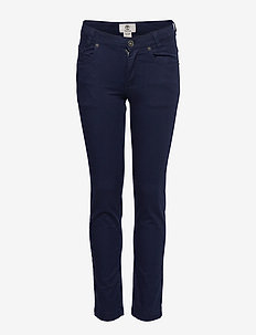 TROUSERS 5 POCKET - NAVY