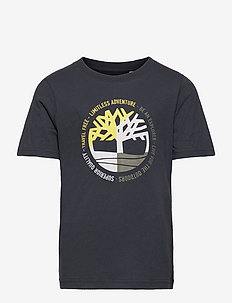 SHORT SLEEVES TEE-SHIRT - short-sleeved t-shirts - medium grey