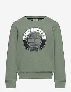 SWEATSHIRT - sweatshirts - green