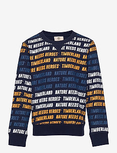 SWEATSHIRT - strickmode - navy
