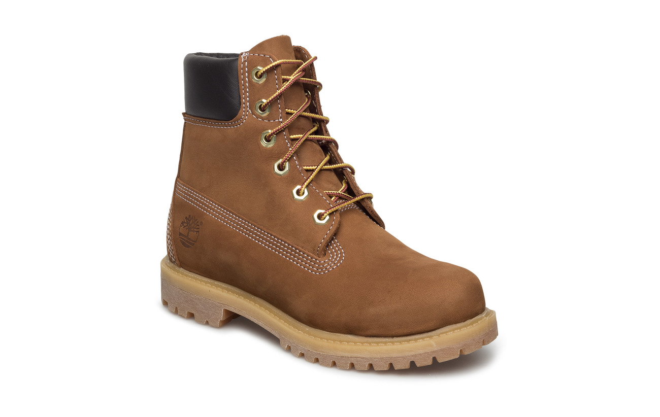 Timberland 6in Premium Boot - W - BROWN