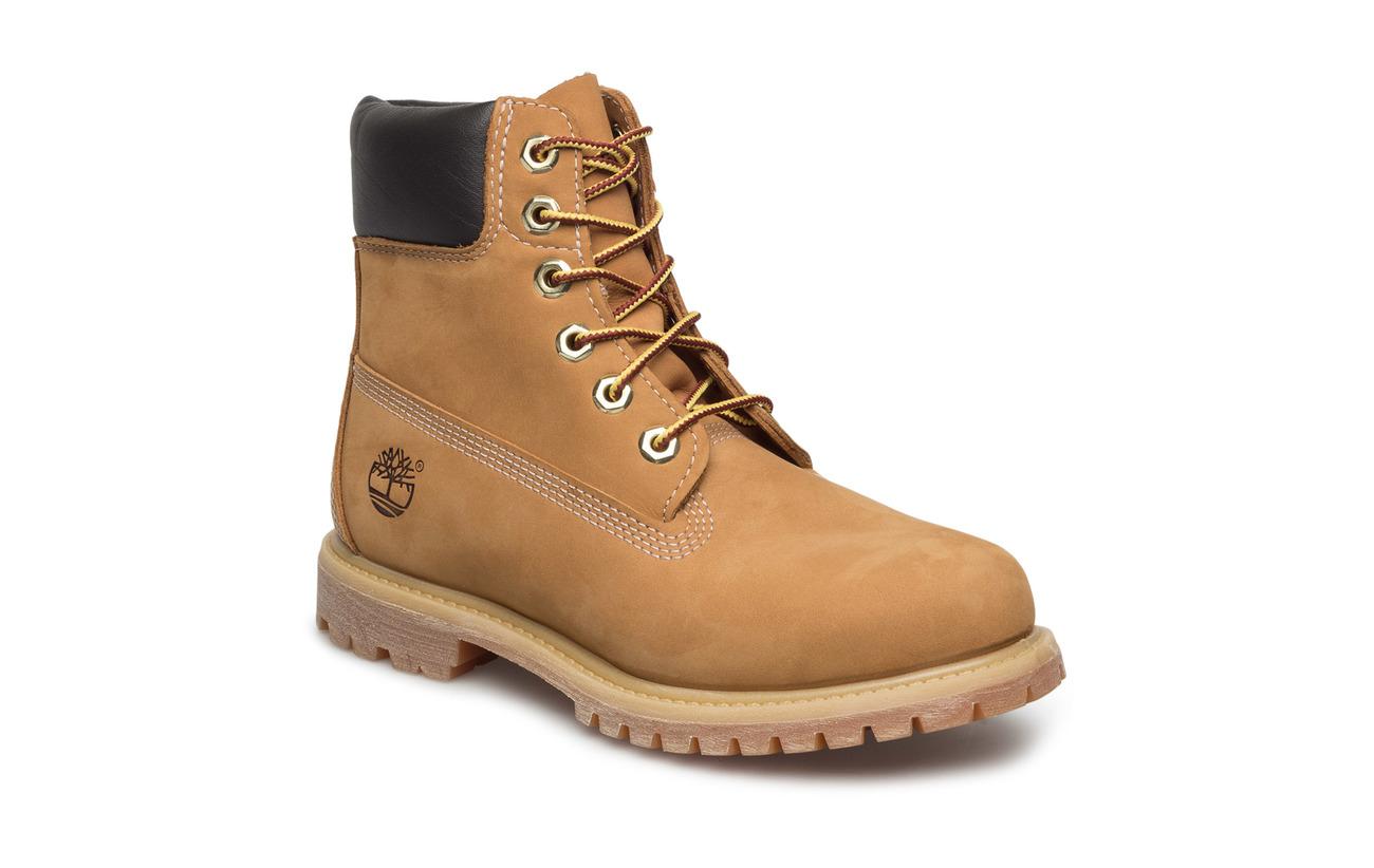 Timberland 6in Premium Boot - W - YELLOW