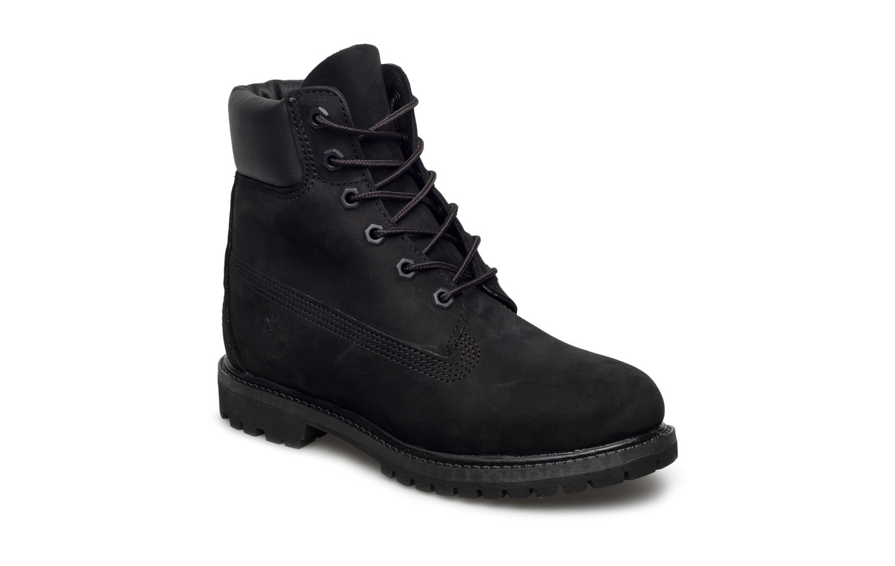 Timberland 6in Premium Boot - W - BLACK