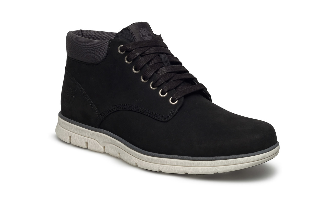 Timberland Bradstreet Chukka Leather - BLACK