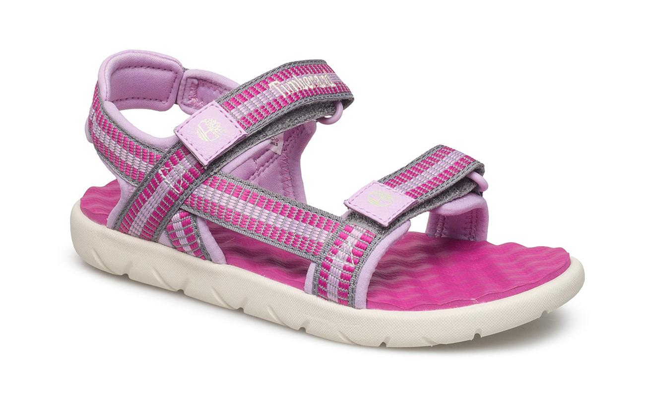 Timberland Perkins Row Webbing Sandal - FUSCIA ROSE