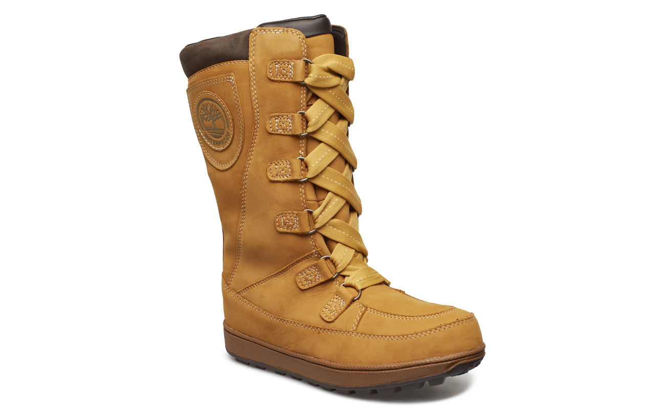 Timberland 8 In Lace Up WP - WHEAT