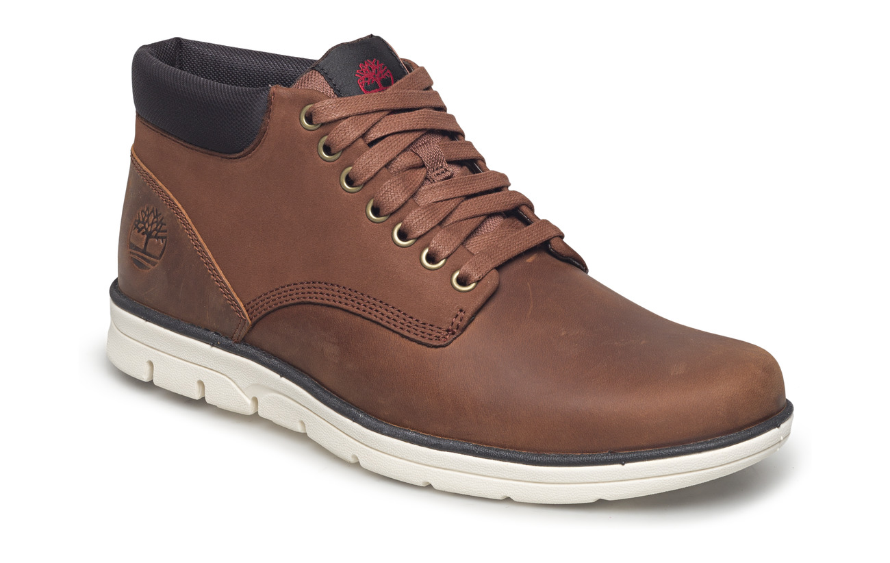 Timberland Bradstreet Chukka Leather - BROWN