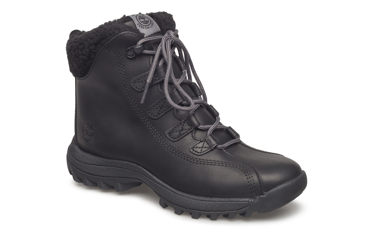 Timberland CANARD RESORT MID WP - BLACK