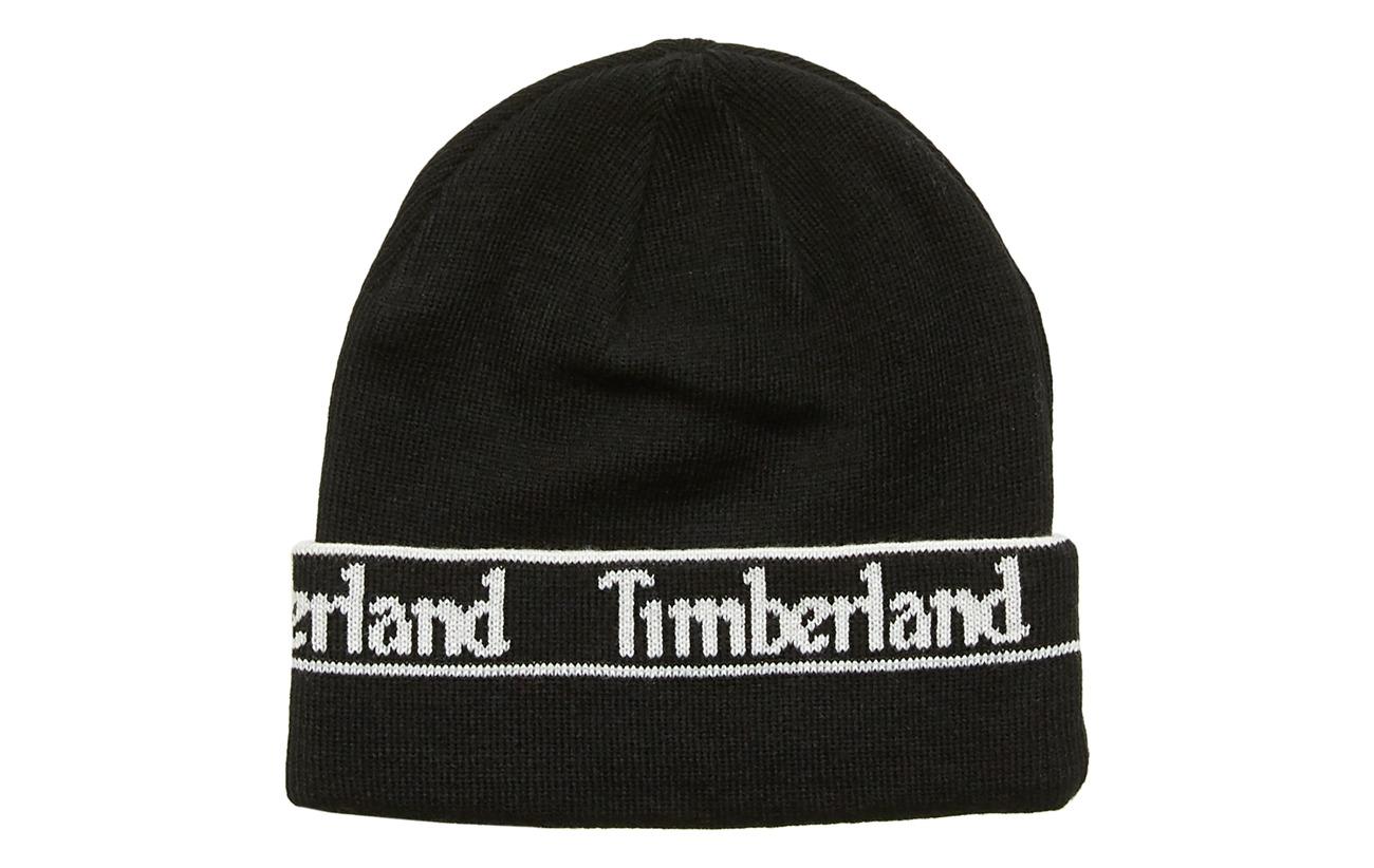Timberland Ycc Cuffed Beanie - BLACK