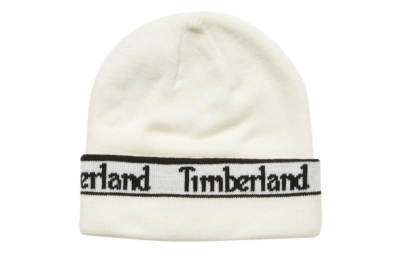 Timberland Ycc Cuffed Beanie - CREAM