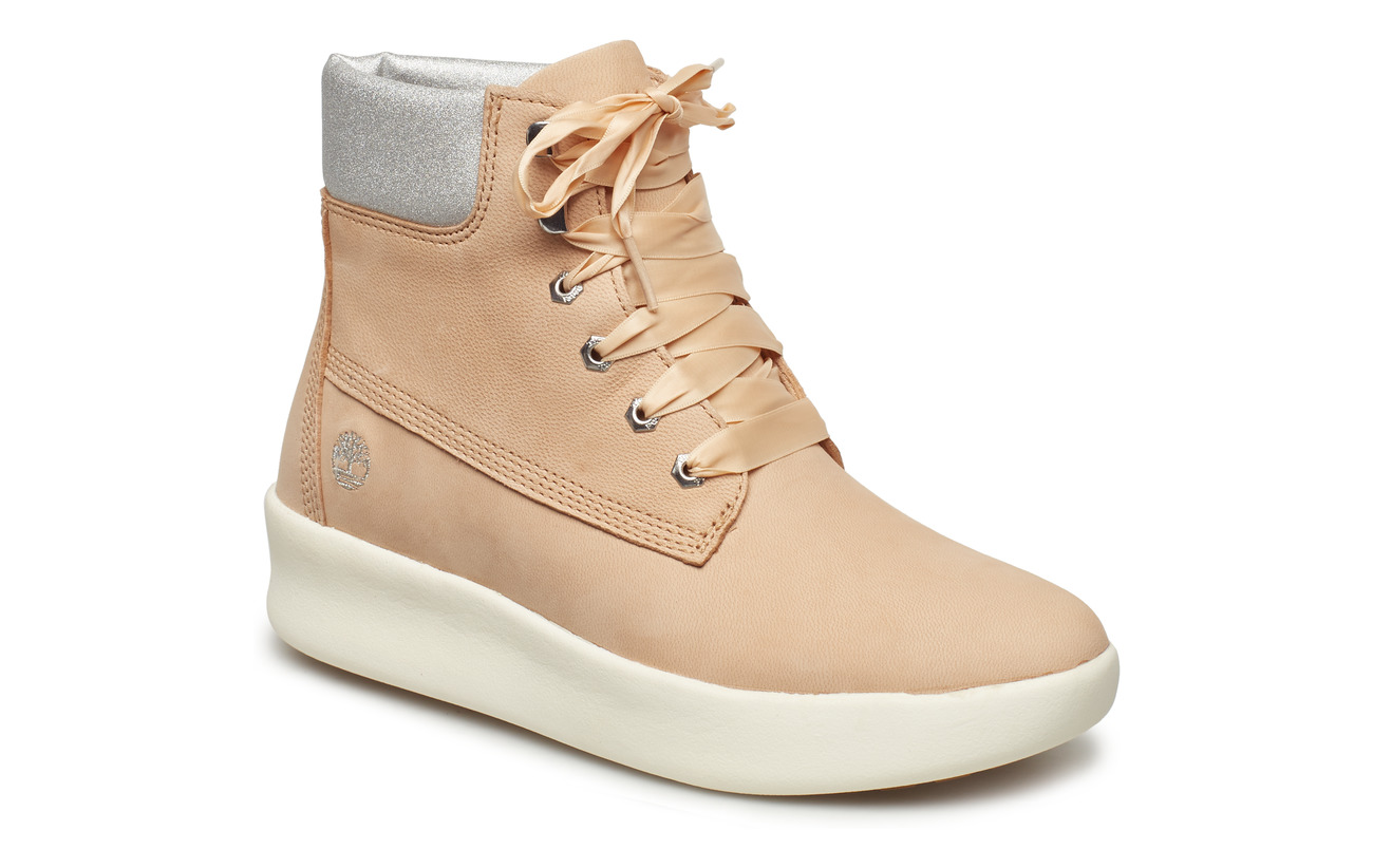 Timberland Berlin Park 6 Inch - LIGHT BEIGE