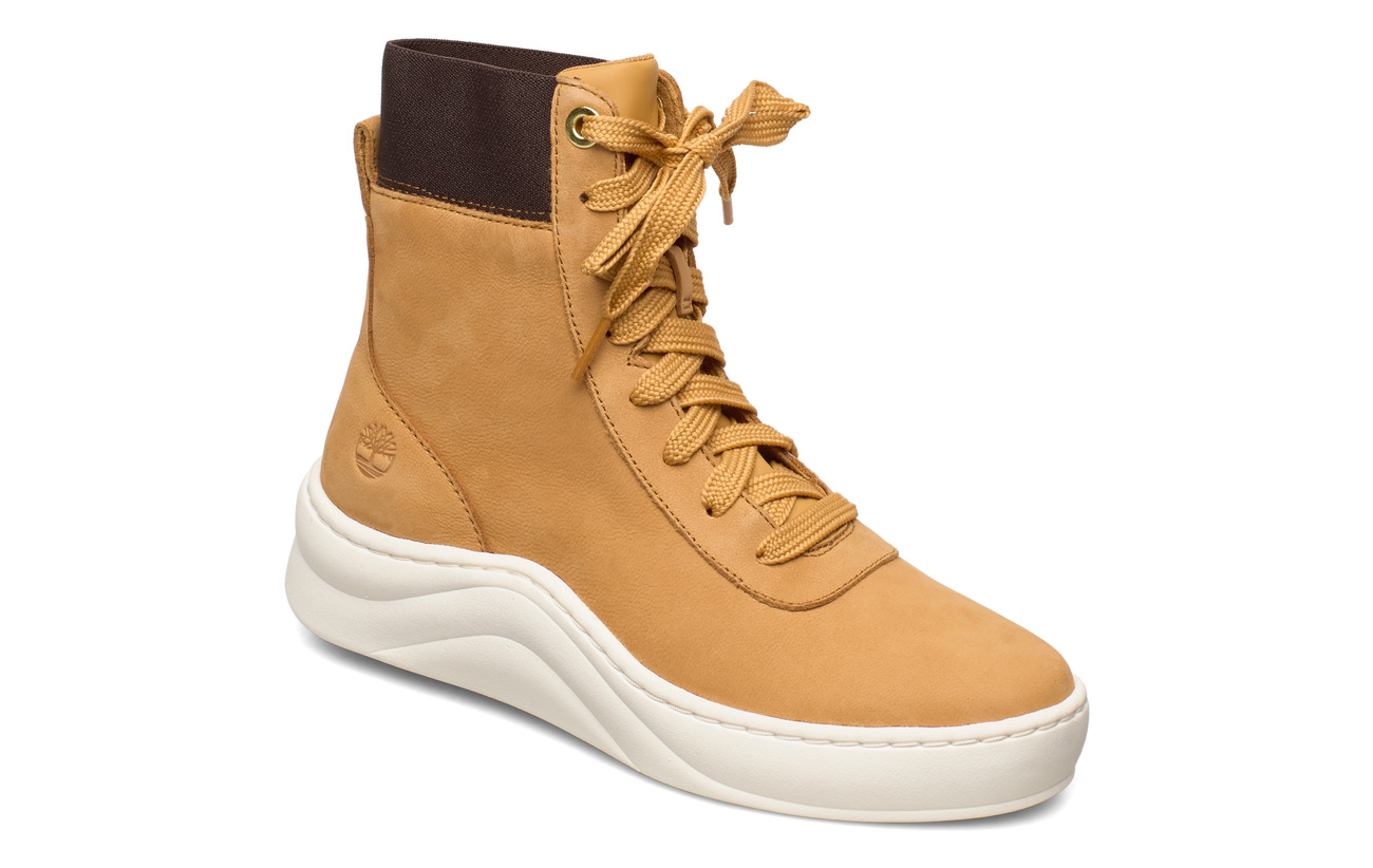 Timberland Ruby Ann F/L 6in - WHEAT
