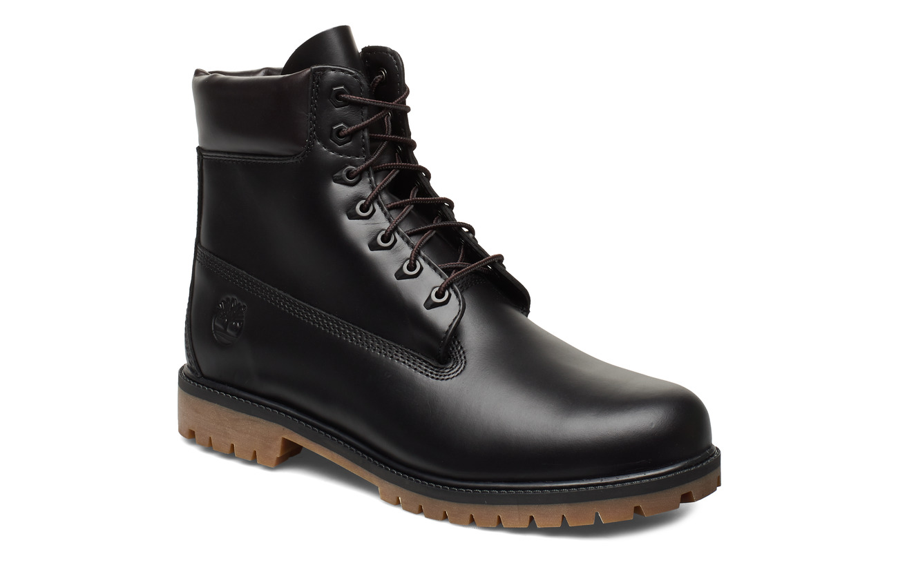 Timberland 6 Inch Heritage Boot - JET BLACK