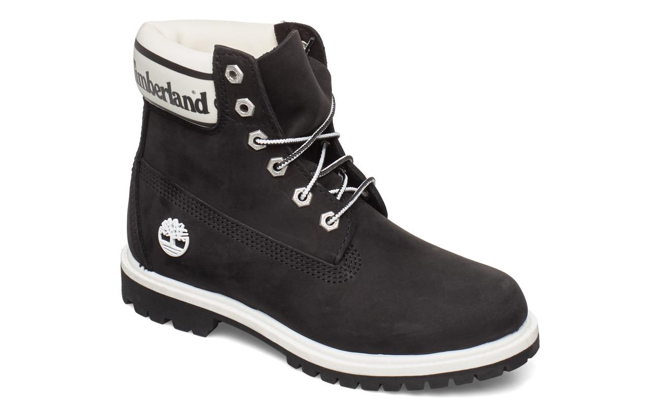 Timberland 6in Premium Boot L/F- W - BLACK