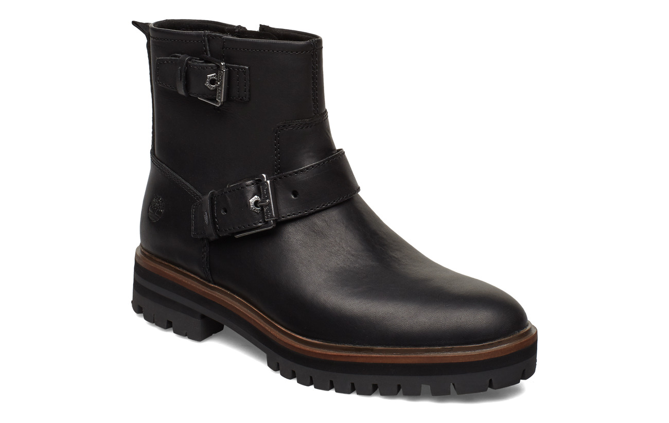 Timberland London Square Biker - JET BLACK