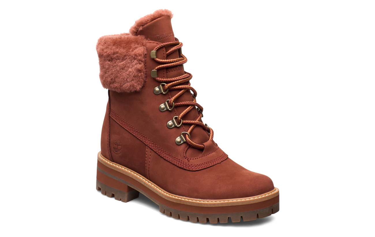 Timberland Courmayeur Valley WP 6in - SMOKED PAPRIKA