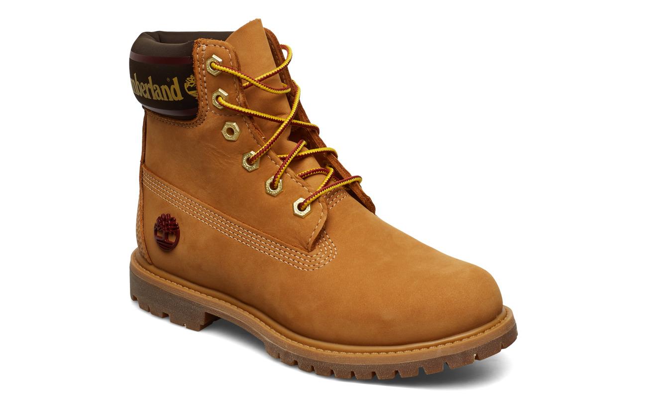 Timberland 6in Premium Boot L/F- W - WHEAT