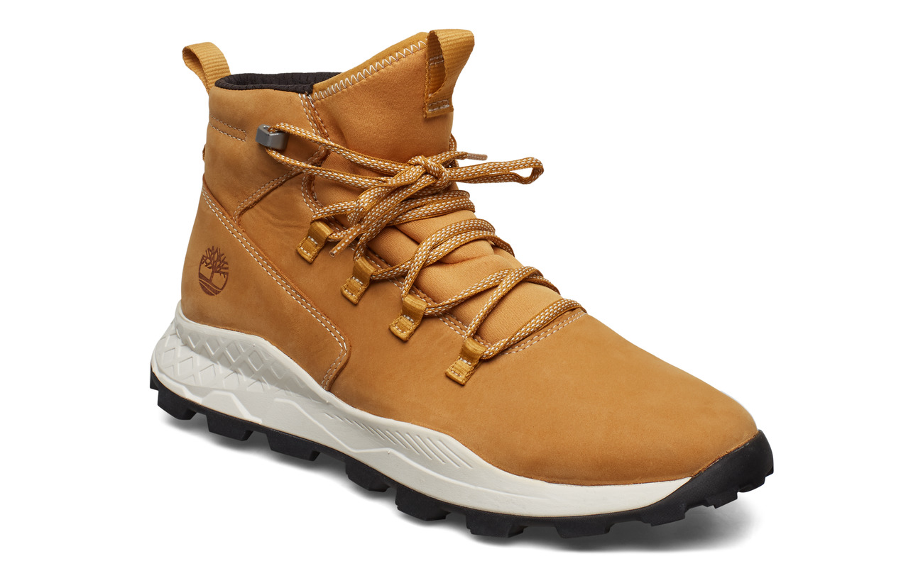 Timberland Brooklyn Modern Alp Chk - WHEAT