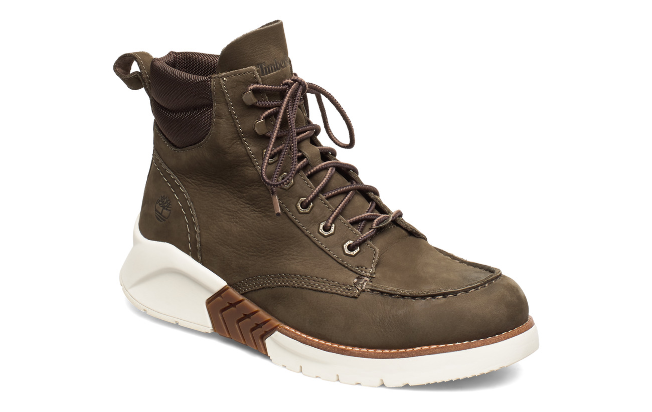 Timberland MTCR Moc Toe Boot - CANTEEN