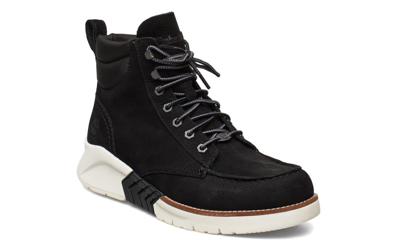 Timberland MTCR Moc Toe Boot - JET BLACK