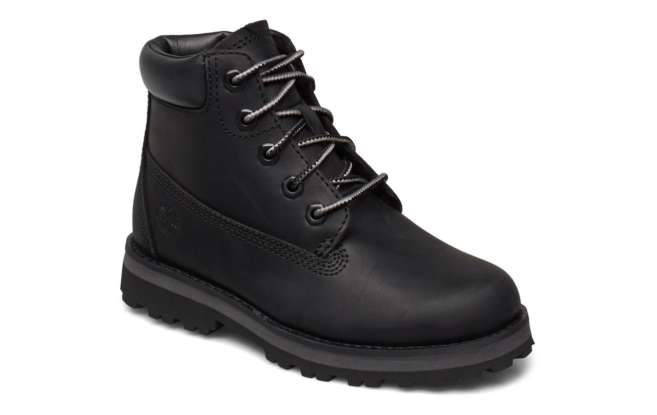 Timberland Courma Kid Traditional6In - BLACK