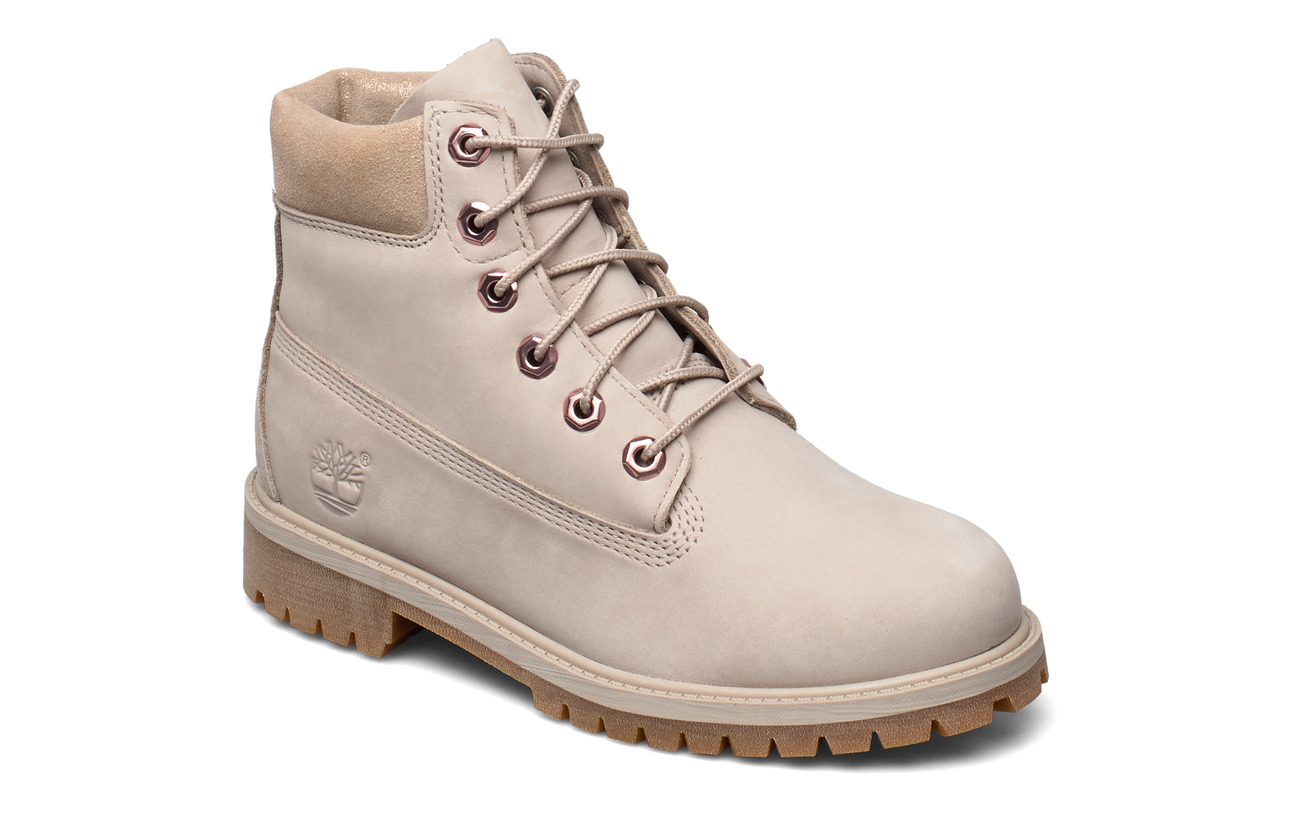 Timberland 6 In Premium WP Boot - PURE CASHMERE