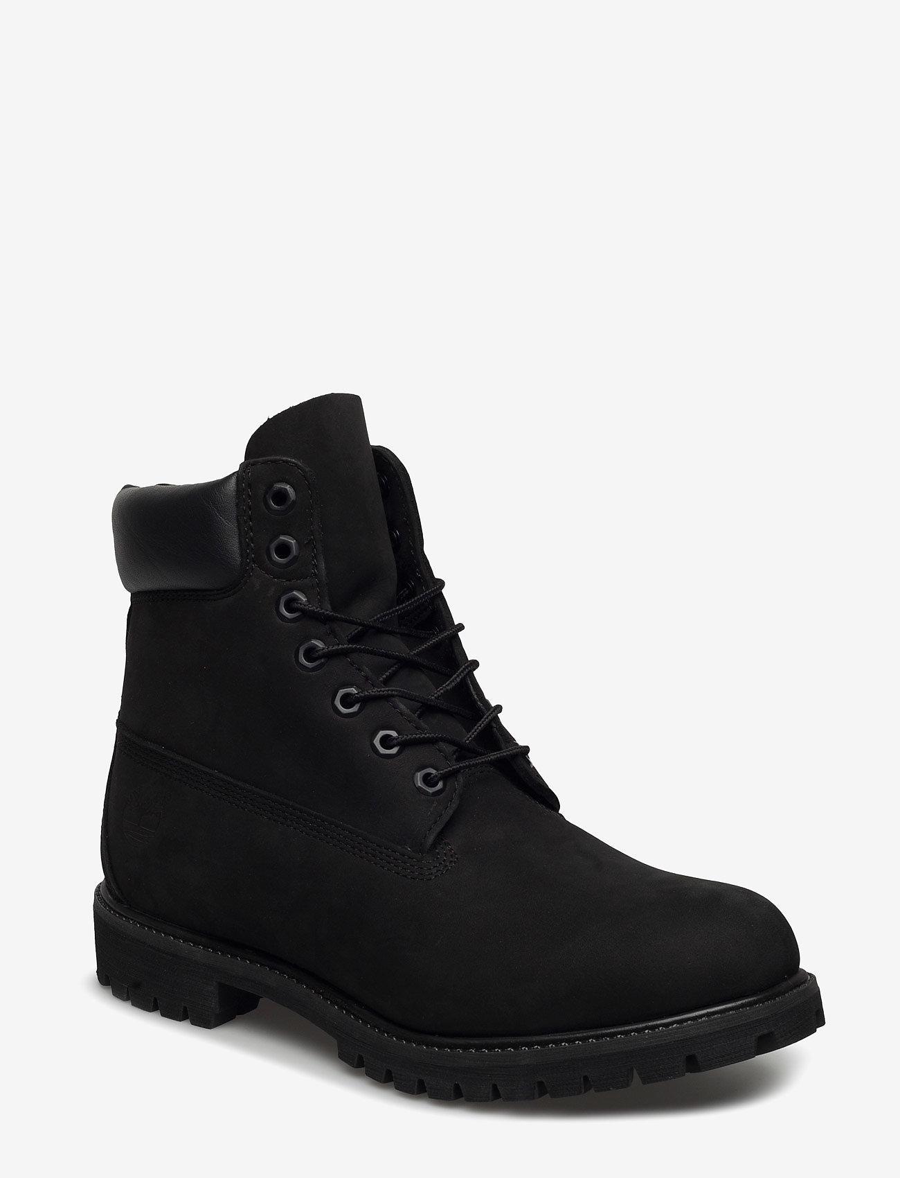 Timberland - 6 Inch Premium Boot - buty zimowe - black - 0