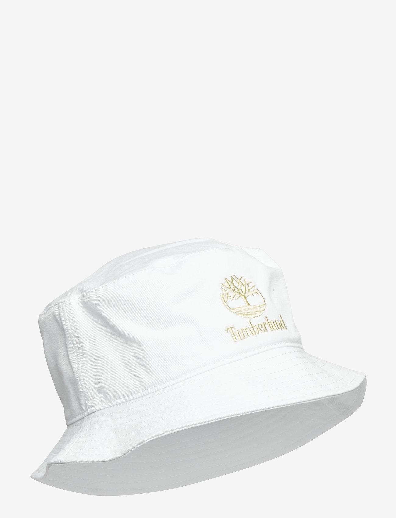 Timberland - YCC Bucket Hat - bucket hats - white sand - 0