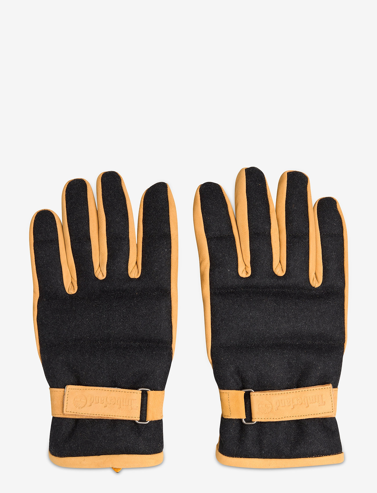 Timberland - Solid Wool Back Glove - hanskat - wheat - 0