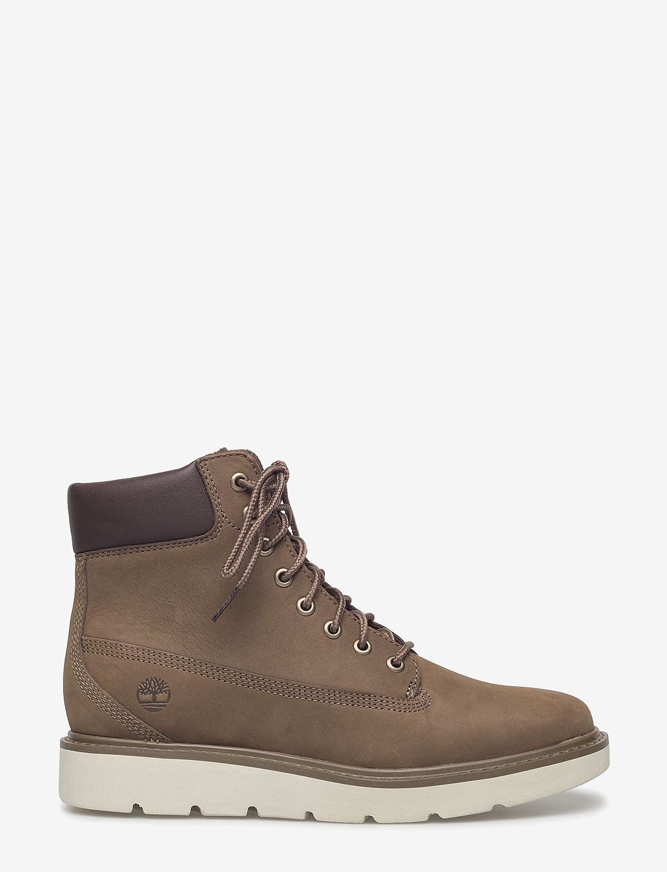Timberland - KENNISTON 6IN - flat ankle boots - canteen - 1