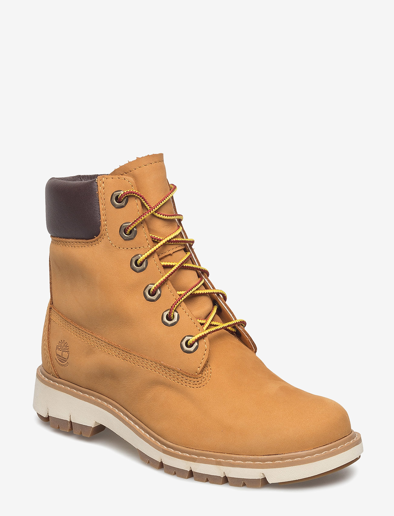 Timberland - Lucia Way 6in Boot WP - flat ankle boots - wheat - 0