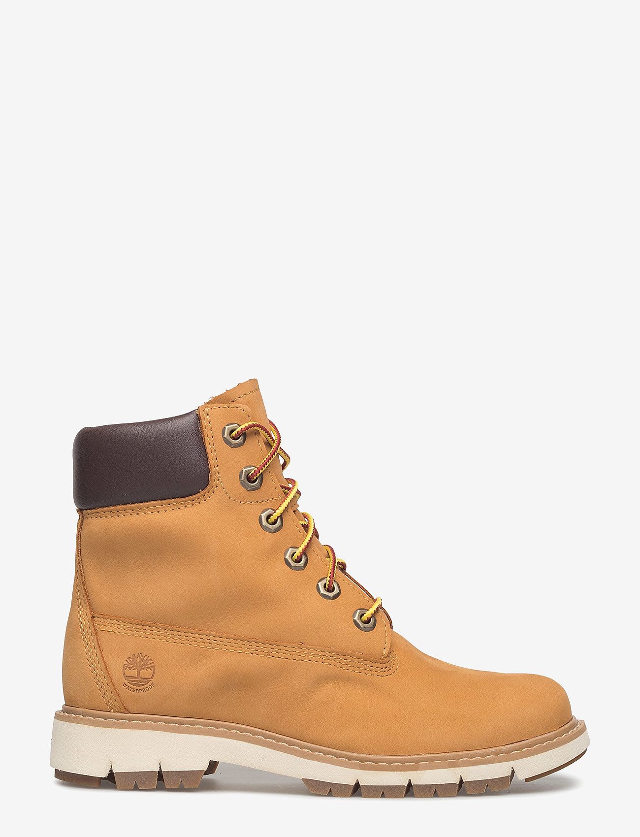 Timberland - Lucia Way 6in Boot WP - flat ankle boots - wheat - 1