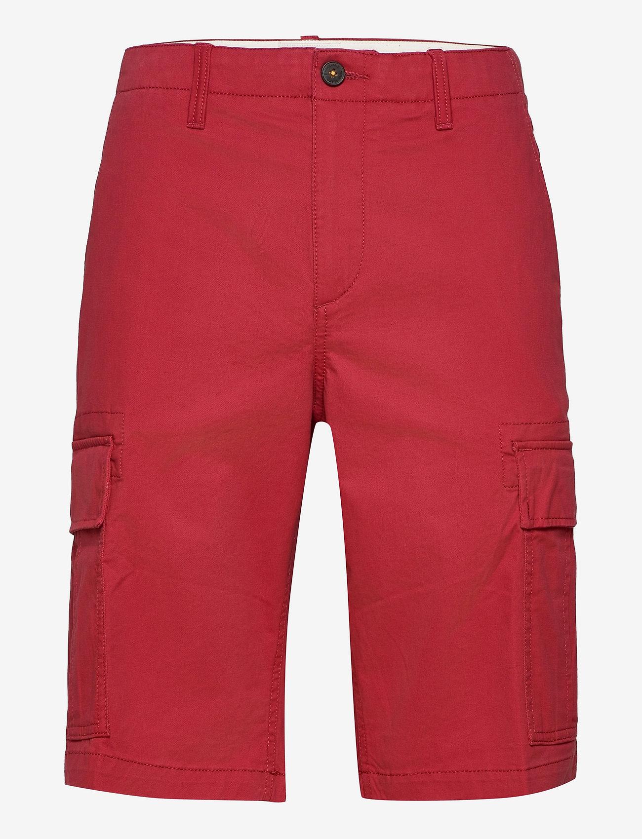 Timberland - OH Cargo Short - cargo shorts - garnet - 0
