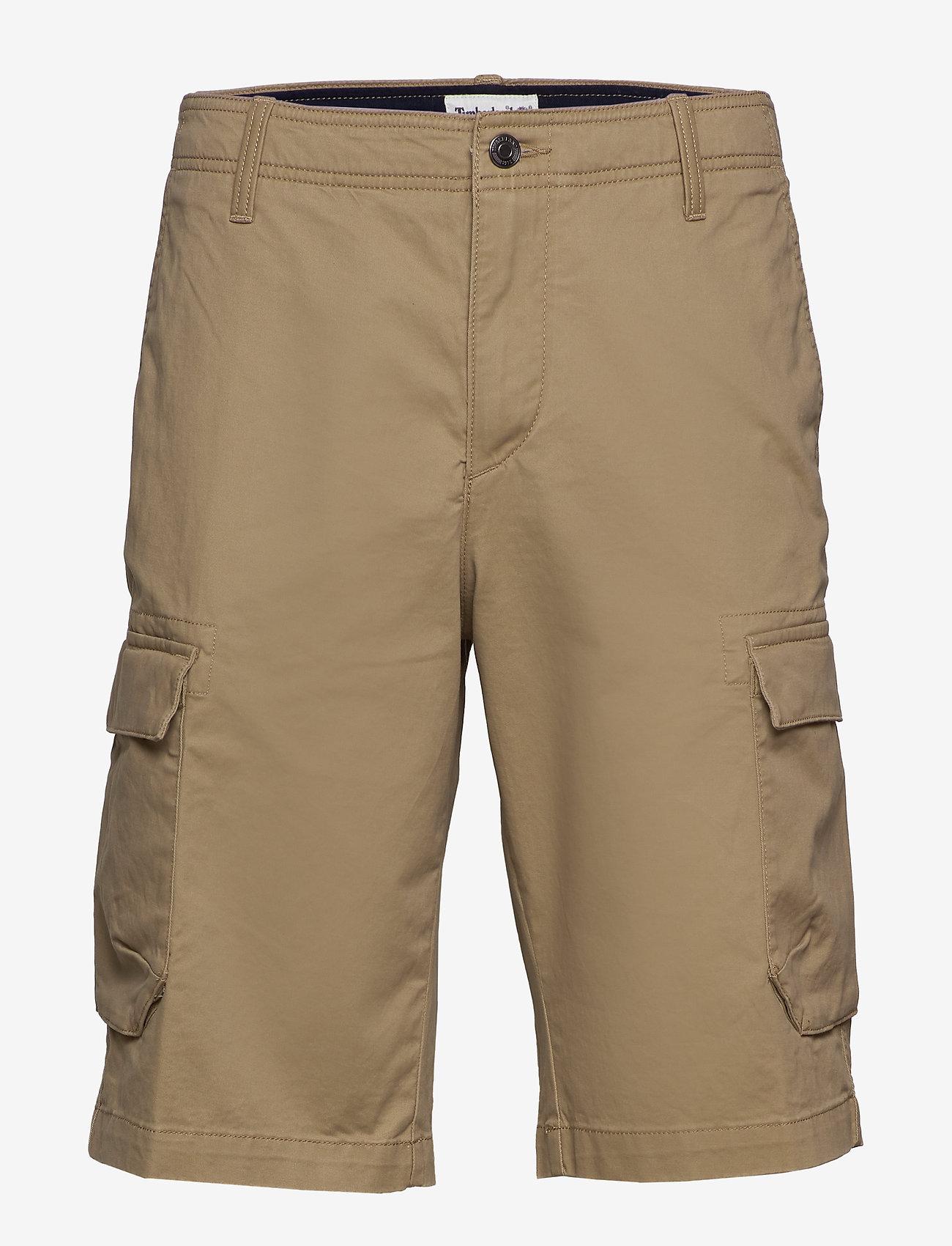 Timberland - T-L Str Twll Crgo Shrt - cargo shorts - british khaki - 0