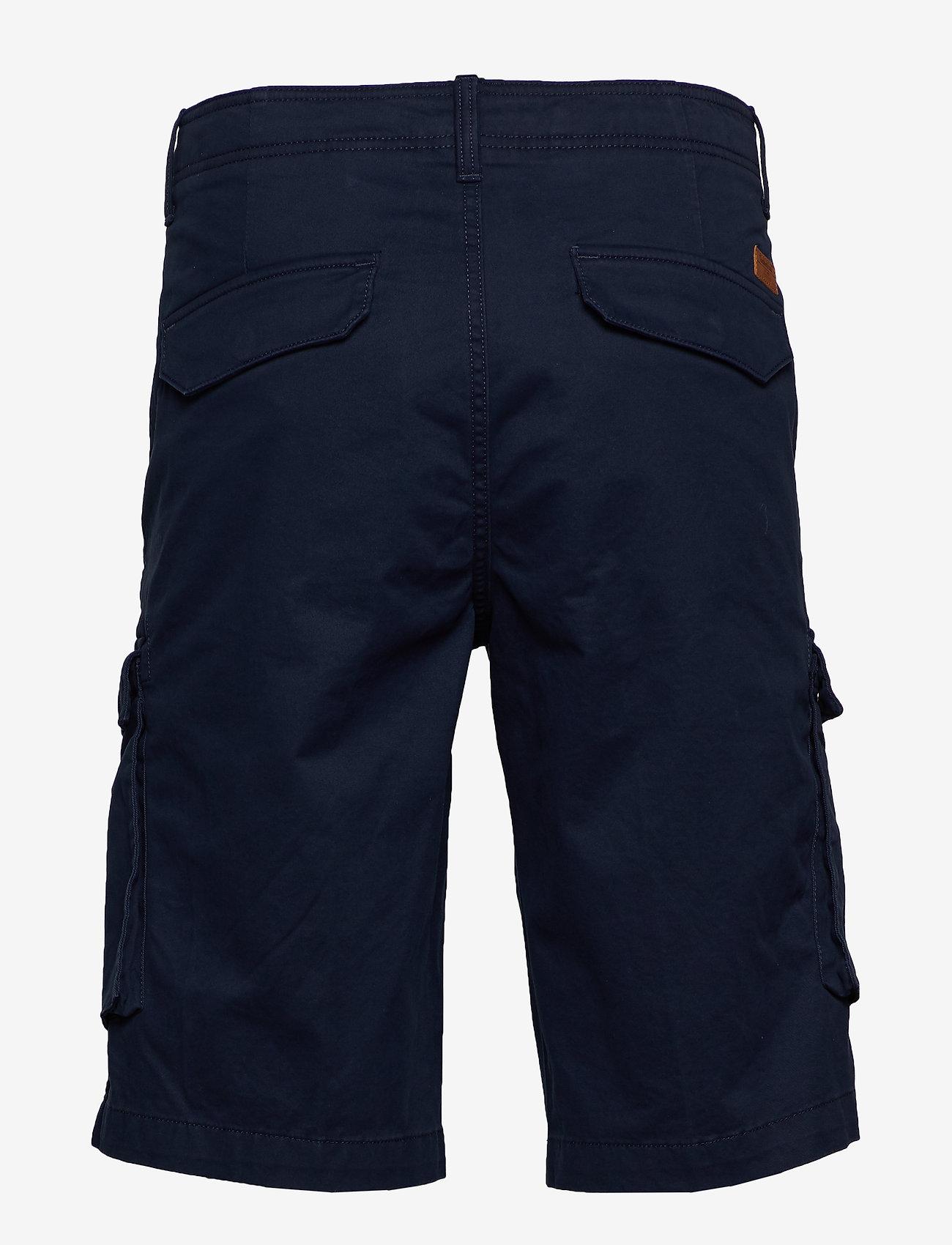 Timberland - T-L Str Twll Crgo Shrt - cargo shorts - dark sapphire - 1