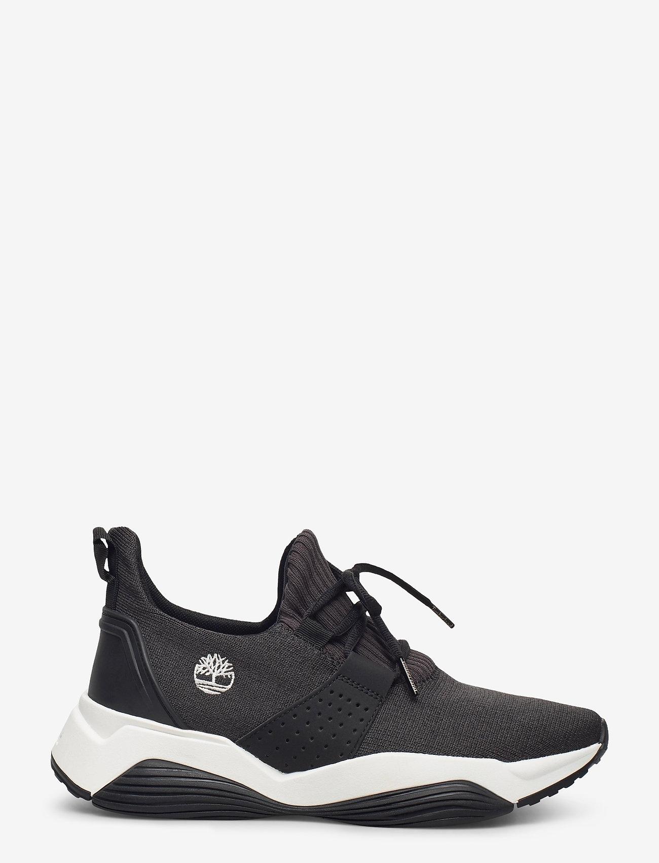 Timberland - EMRLD BAY KNIT BLK - lage sneakers - black - 1