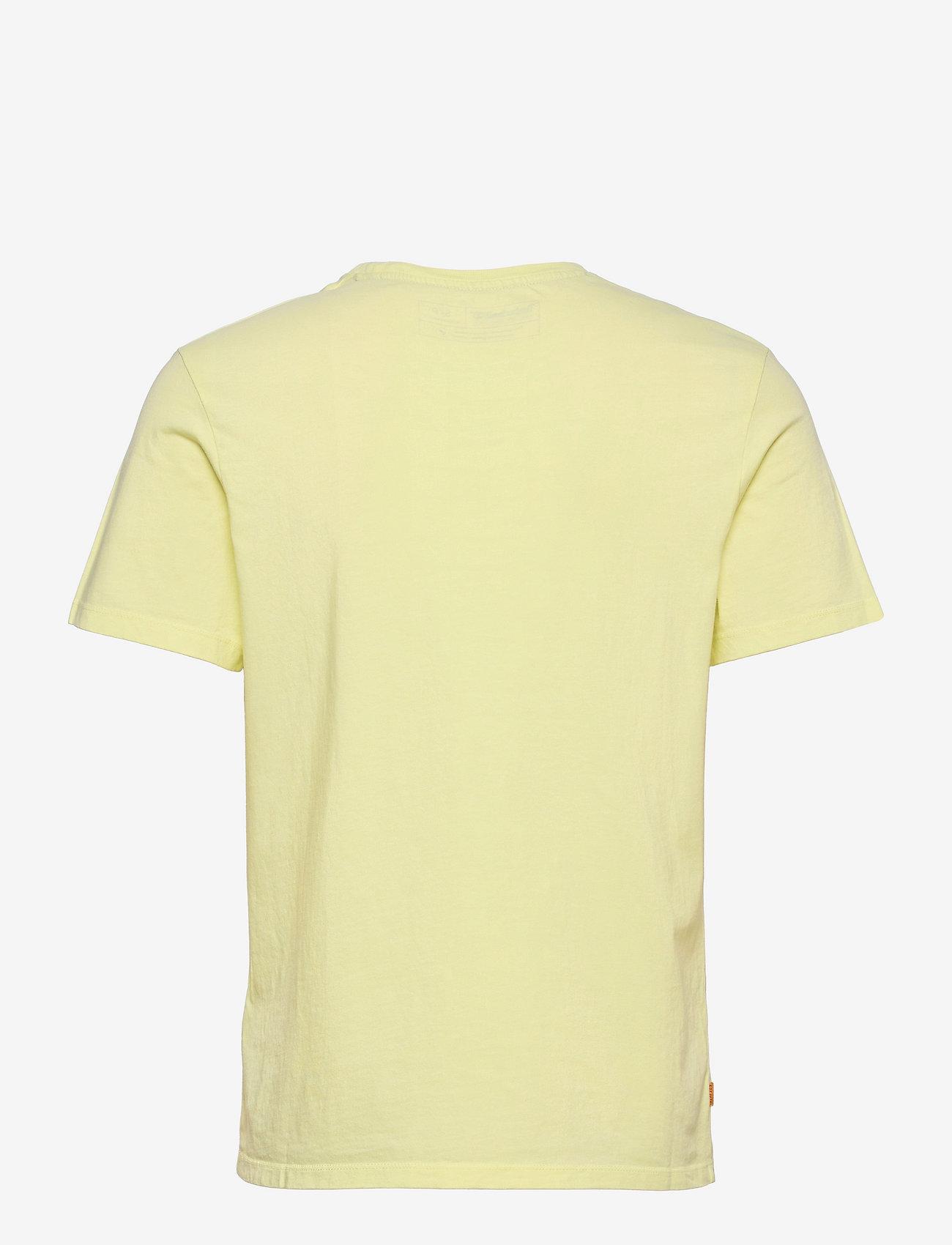 Timberland - Kbec river tree tee - t-shirts à manches courtes - luminary green - 1