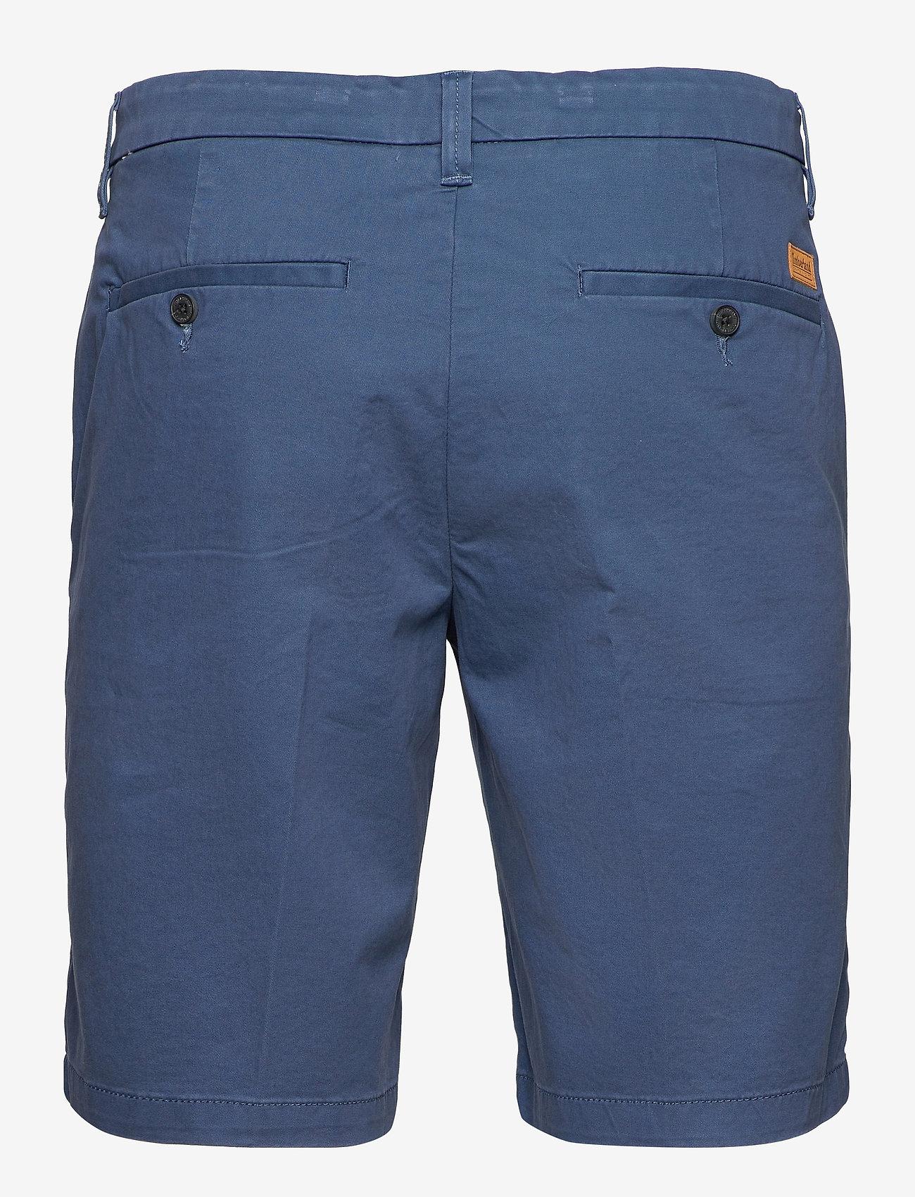 Timberland - Straight Chino Short - chinos shorts - dark denim - 1