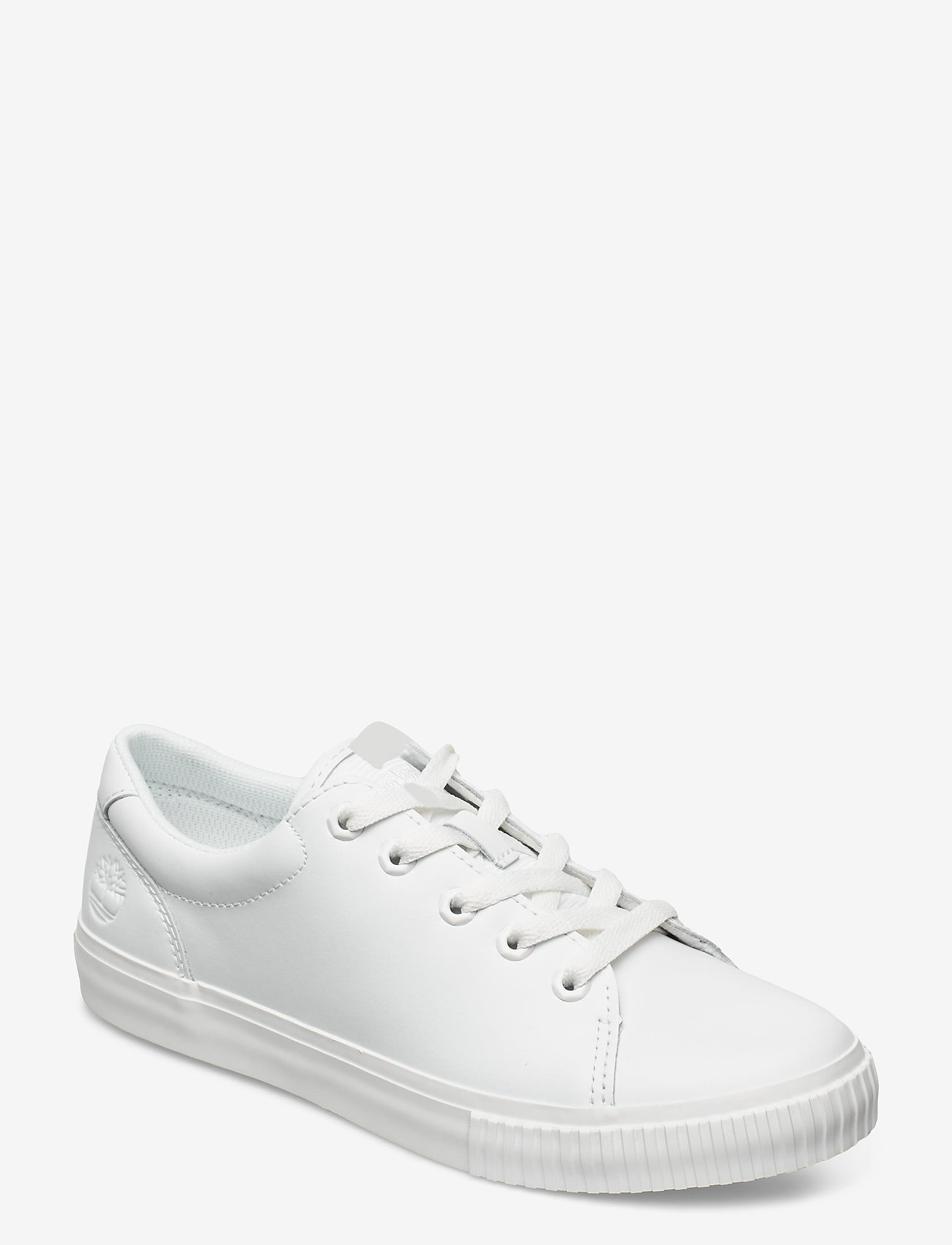 Timberland - SKYLA BAY LTHR OX WHI - lage sneakers - white - 0