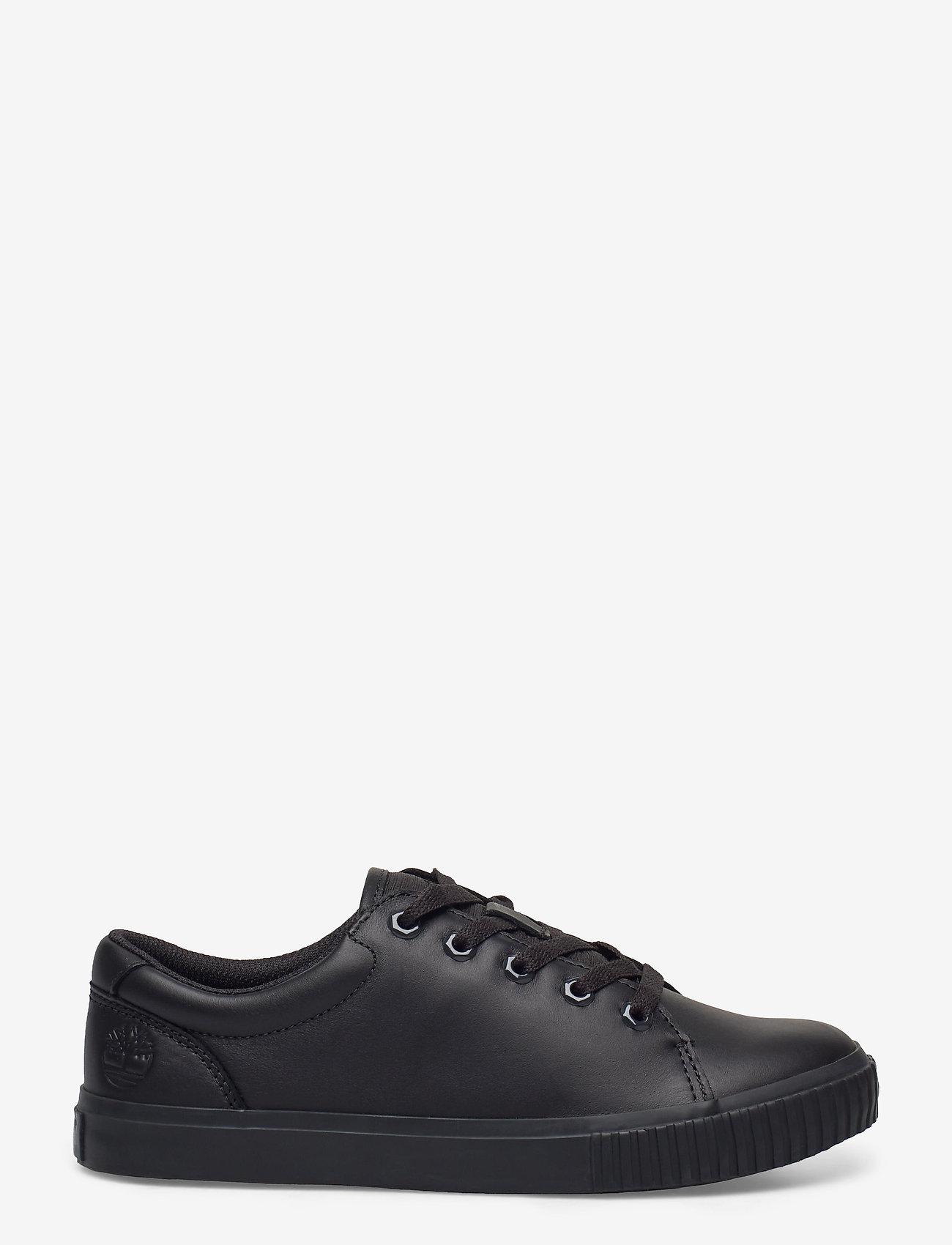 Timberland - SKYLA BAY LTHR OX BLK - lage sneakers - black - 1