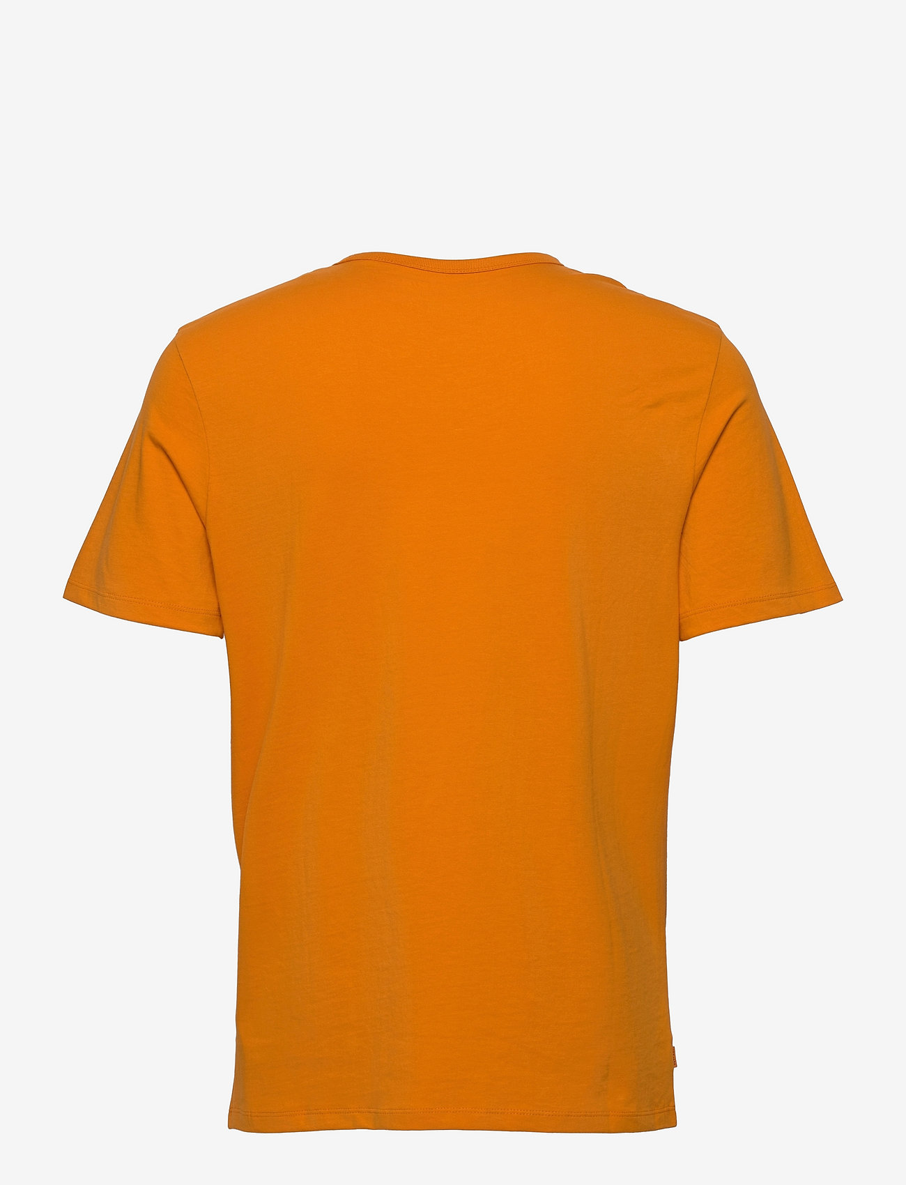 Timberland - SS Arch Front Hiker Tee - t-shirts à manches courtes - dark cheddar - 1