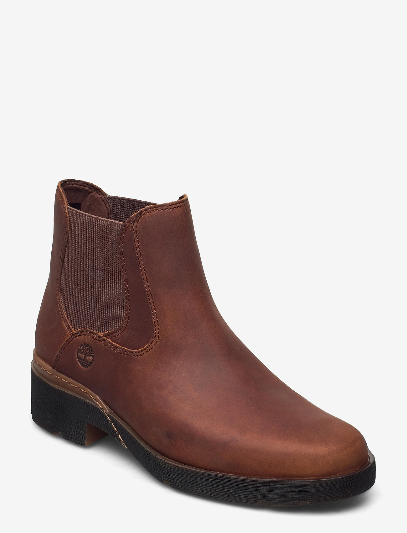 Timberland - GRACEYN CHELSEA RST - chelsea boots - saddle - 0